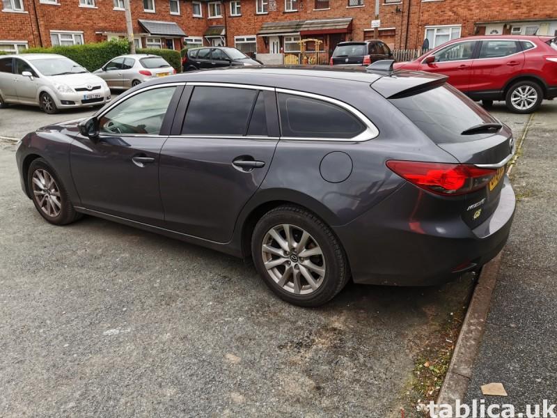 Mazda 6 2.2 diesel 2014 3