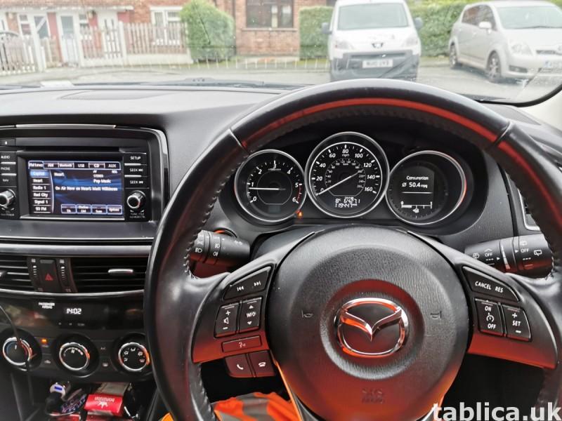 Mazda 6 2.2 diesel 2014 6