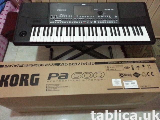 KORG PA600 / KORG PA800 / KORG PA3X 0