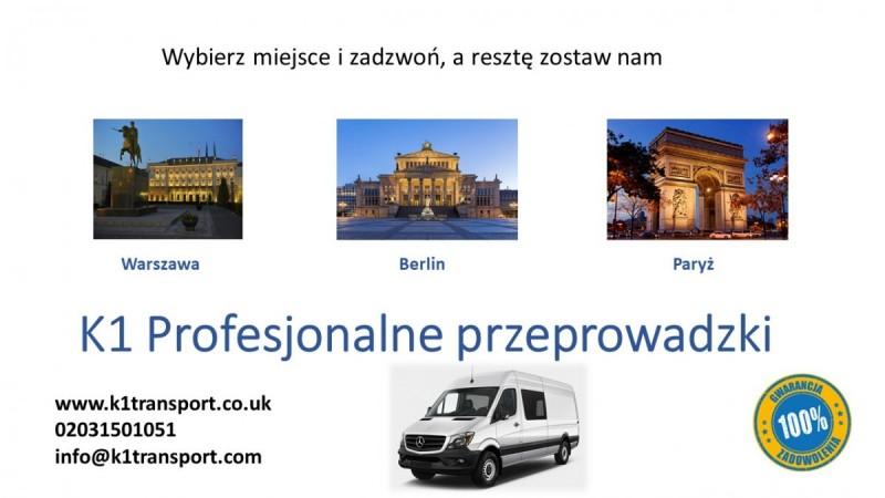 Przeprowadzki z Londynu do Polski 0