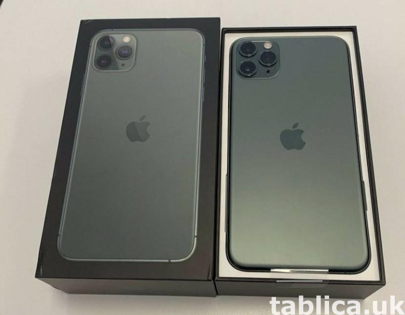 Apple iPhone 11 Pro 64GB = $500, iPhone 11 Pro Max 64GB $550 0