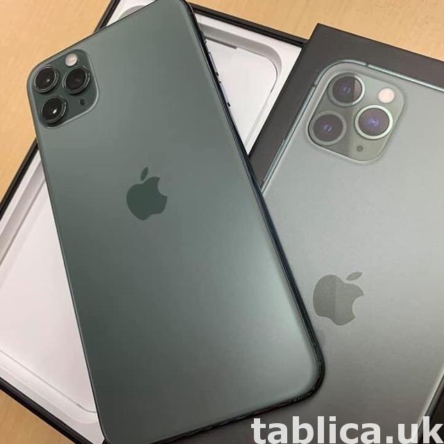 Apple iPhone 11 Pro 64GB = $500, iPhone 11 Pro Max 64GB $550 1
