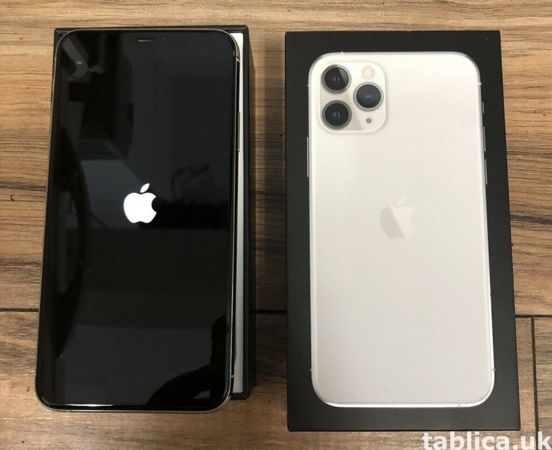 Apple iPhone 11 Pro 64GB = $500, iPhone 11 Pro Max 64GB $550 3