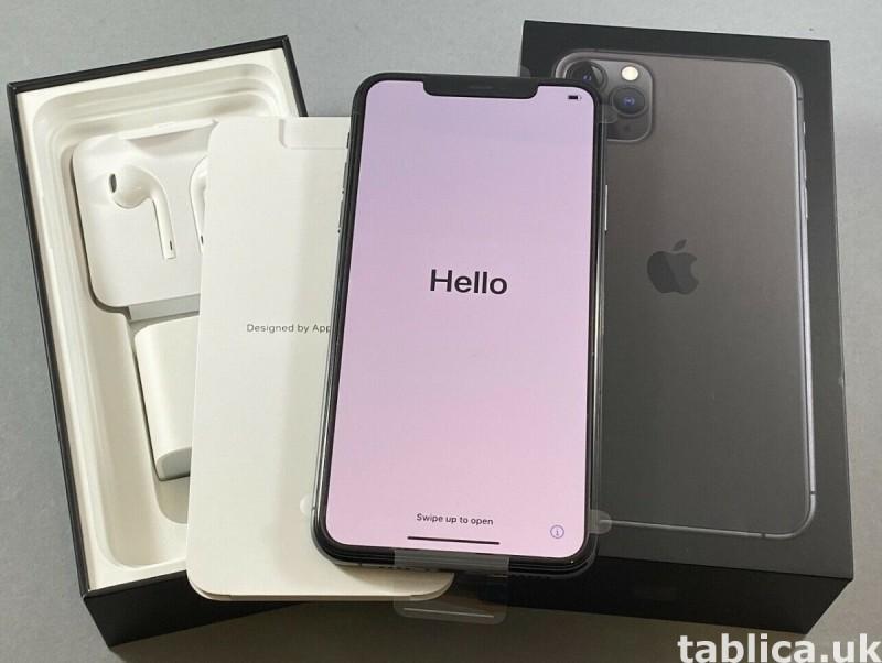 Apple iPhone 11 Pro 64GB = $500, iPhone 11 Pro Max 64GB $550 6