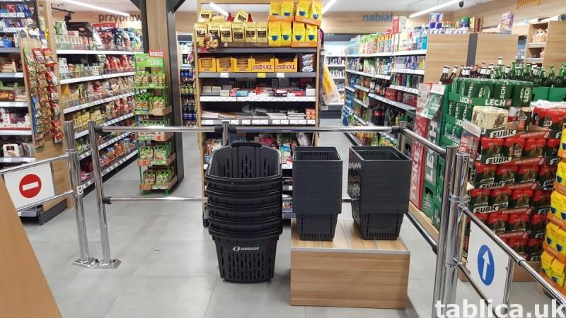 Wyposażenie sklepu, urządzenia nowe i używane! PROJEKTY! 1