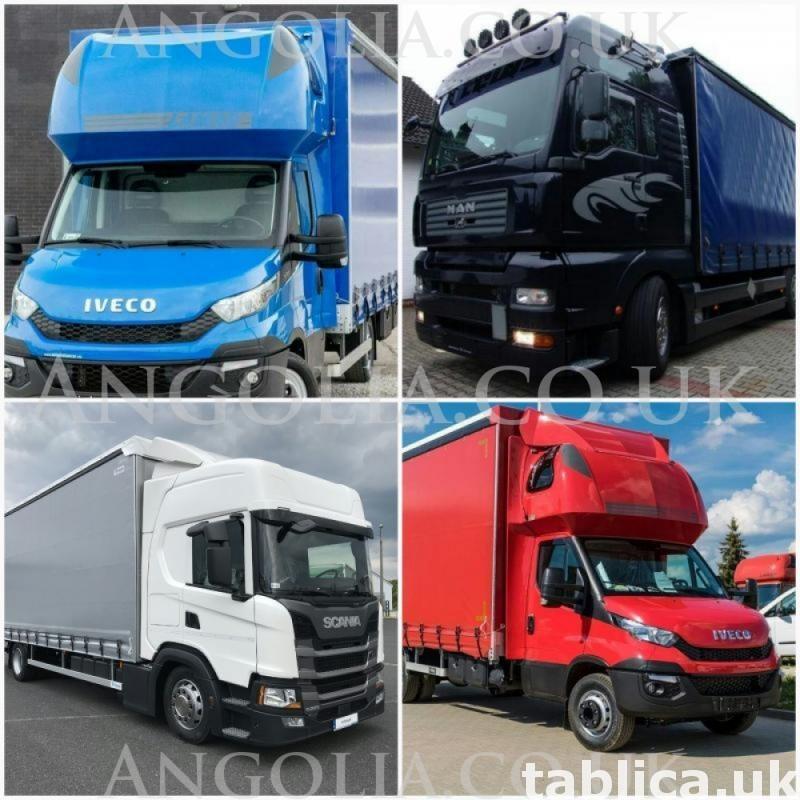 -30% PROMOCJA Transport&Przeprowadzki Anglia Polska Belgia  0