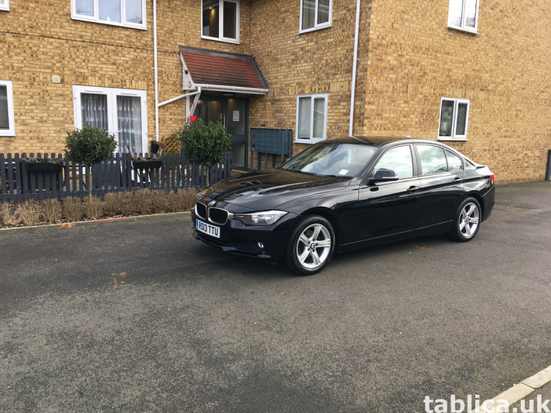 BMW 318d, brilliant condition. 0
