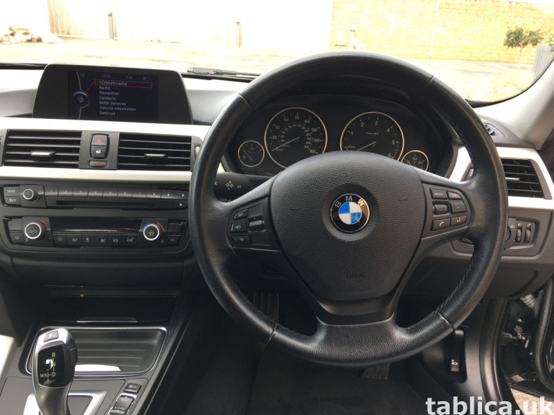 BMW 318d, brilliant condition. 13