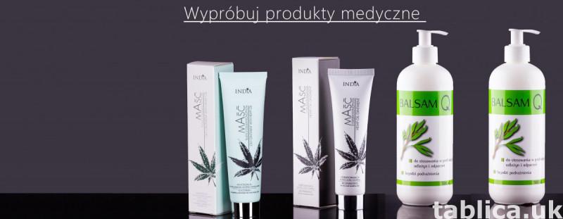 Naturalne Kosmetyki Z Olejem Konopnym 1