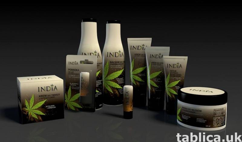 Naturalne Kosmetyki Z Olejem Konopnym 2