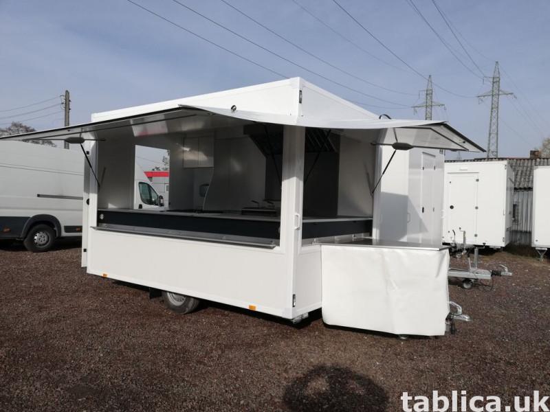 IMBISS,Przyczepa Gastronomiczna,Food Truck,Catering Trailer 0