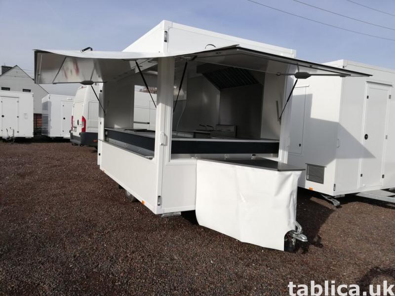 IMBISS,Przyczepa Gastronomiczna,Food Truck,Catering Trailer 1