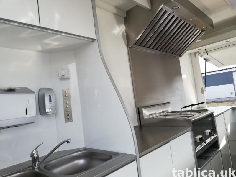 IMBISS,Przyczepa Gastronomiczna,Food Truck,Catering Trailer 3