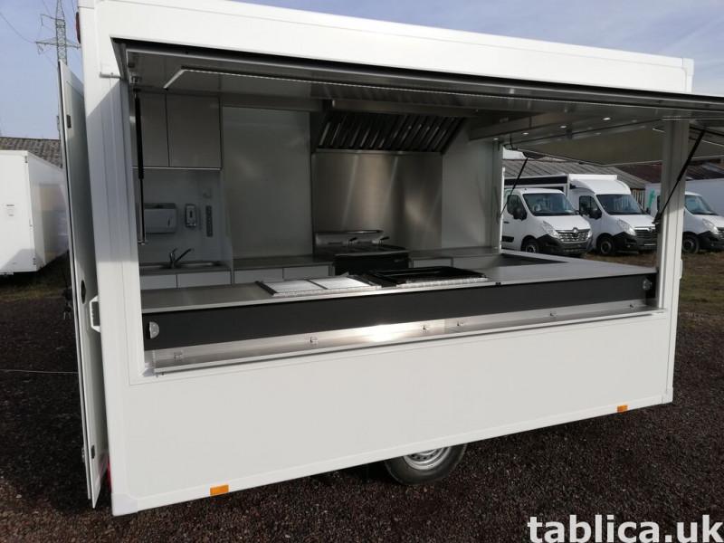 IMBISS,Przyczepa Gastronomiczna,Food Truck,Catering Trailer 5