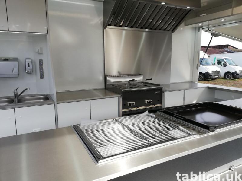 IMBISS,Przyczepa Gastronomiczna,Food Truck,Catering Trailer 6