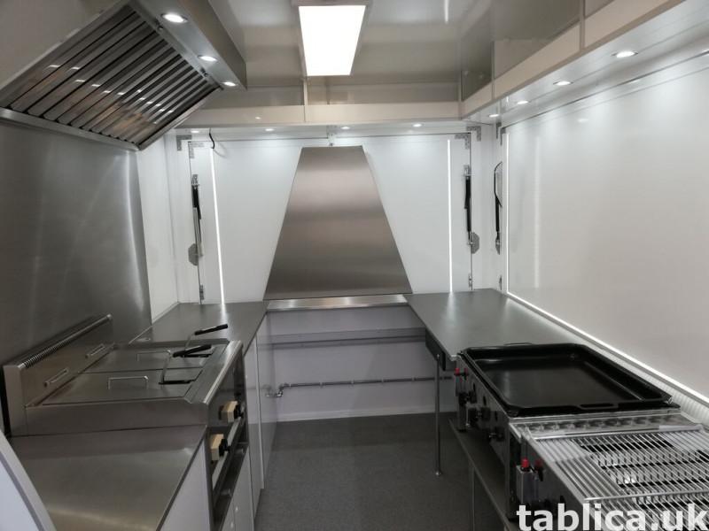 IMBISS,Przyczepa Gastronomiczna,Food Truck,Catering Trailer 17