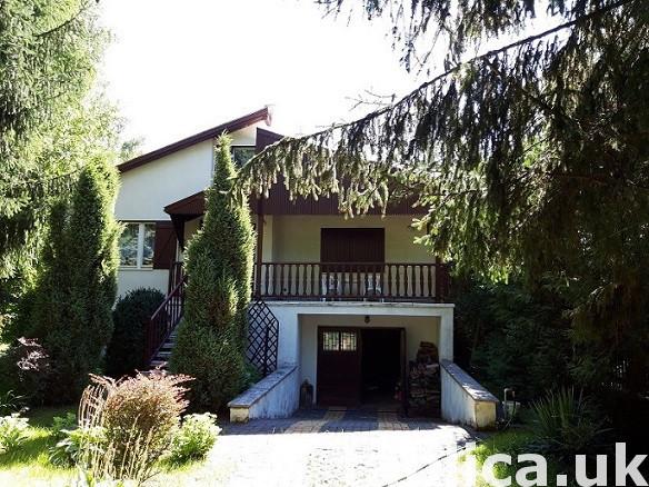Sprzedam dom przy lesie nad Jeziorem Wójcińskim 0