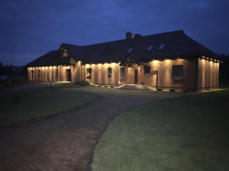 2 ekskluzywne domy 1102m2 na działce 17000m2 tylko 450 GBP 1 2