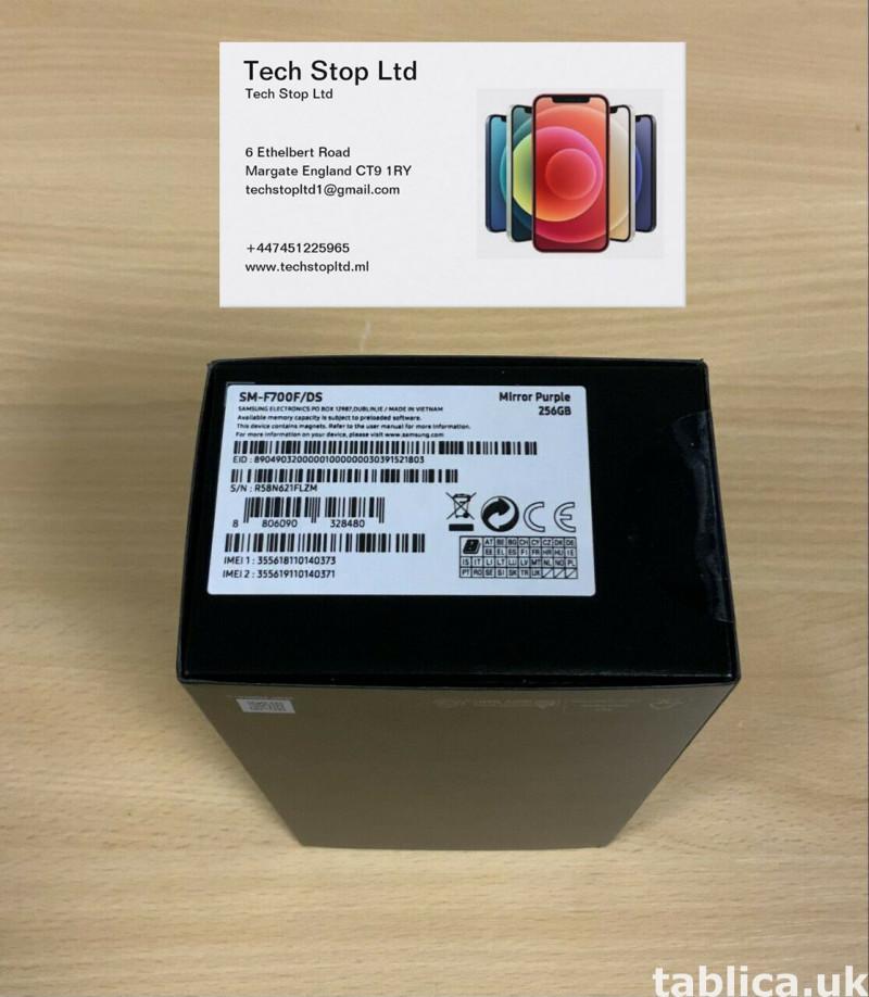 Samsung Galaxy Note 20 Ultra 5G, Galaxy S20+, Galaxy Z Flip 1