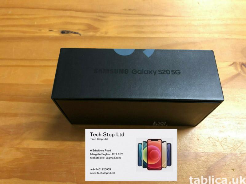 Samsung Galaxy Note 20 Ultra 5G, Galaxy S20+, Galaxy Z Flip 6