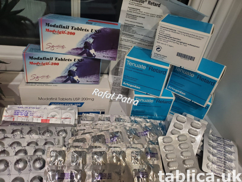 Czeski Adipex Retard 15 Blistry Meridia Abbott 15 Sibutramin 1