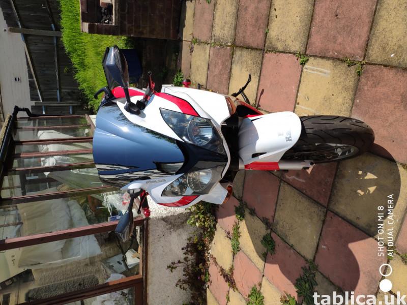Honda VFR 800 V-tec 12