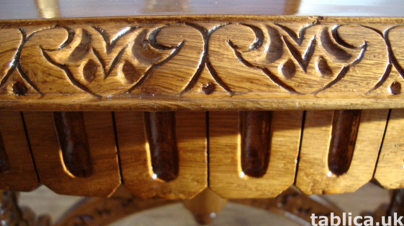 For Sale: The HandMade OAK Table - Solid Wood !!! 5