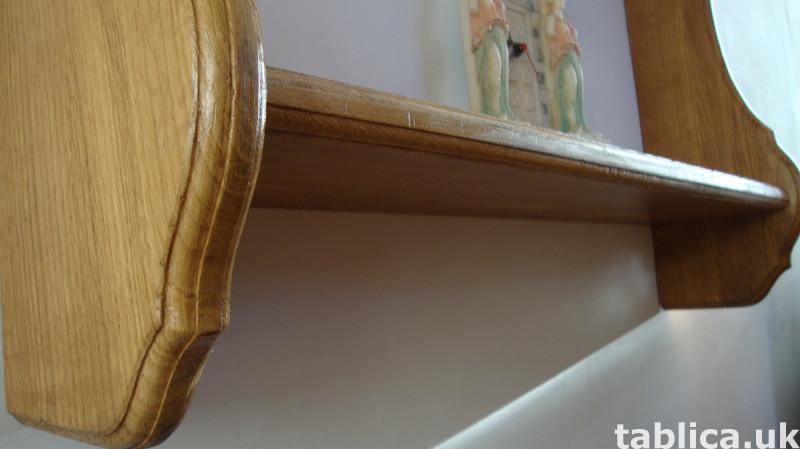 OAK shelf - Solid OAK Wood. NEW !!! 4