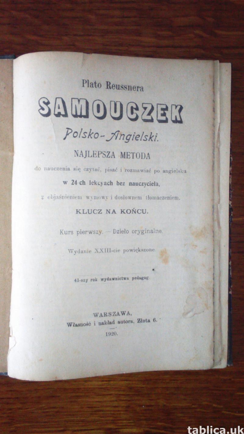 E-book: Polish-English Tutorial - Plato Reussner 1