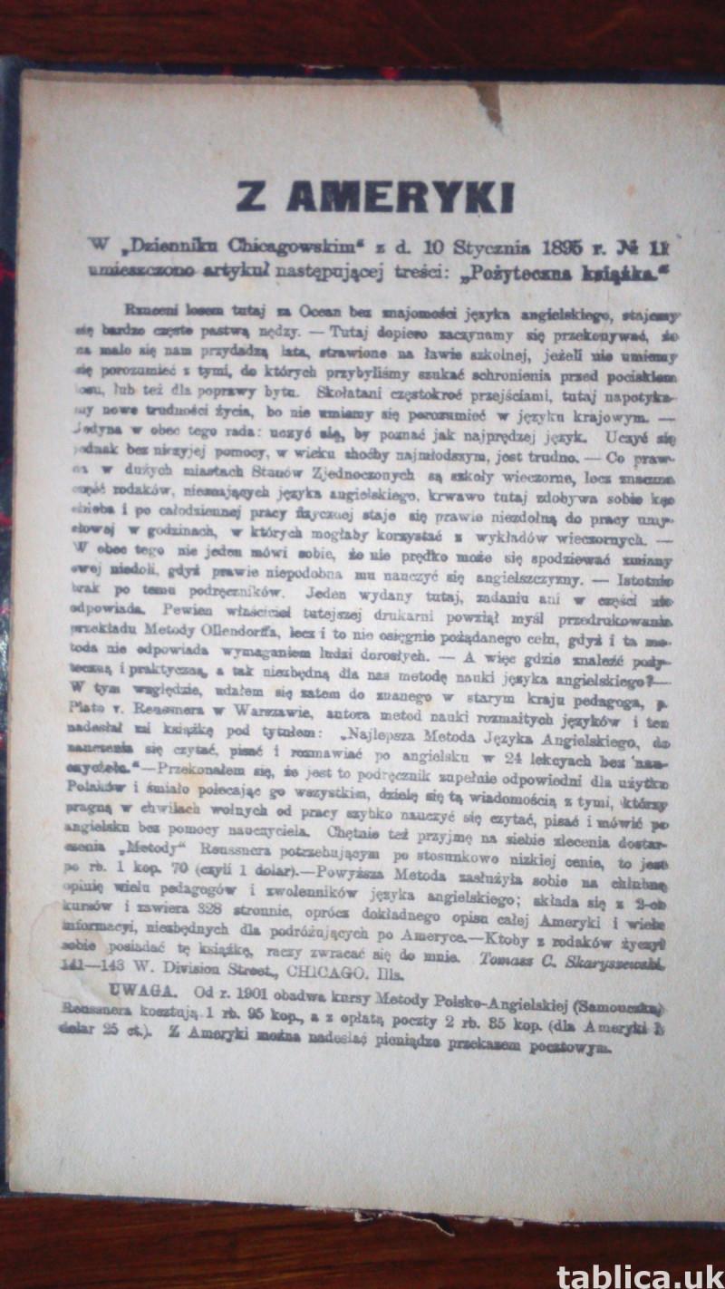 E-book: Polish-English Tutorial - Plato Reussner 2