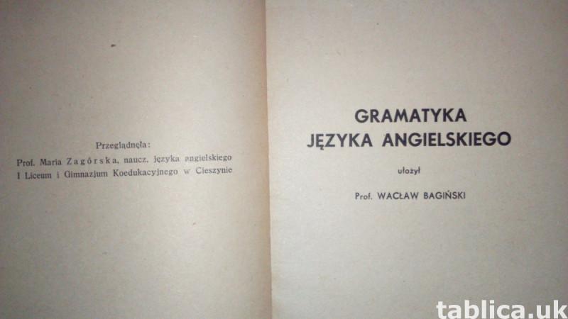E-Book: English Grammar - Wacław Bagiński 1