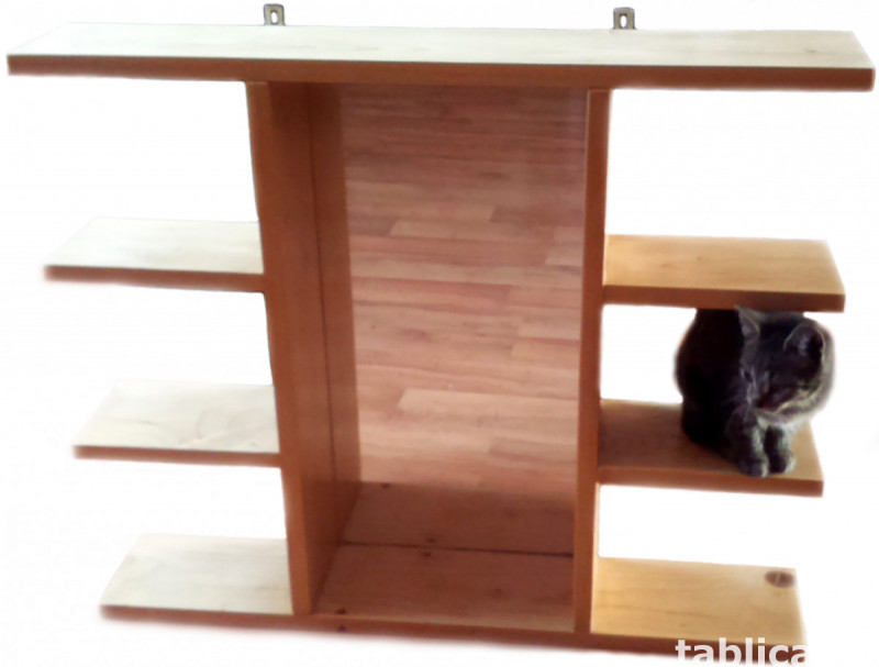 Shelf with a Mirror for the Bathroom and more-Solid Wood NEW 0