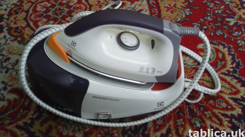 Electrolux Steam Station. NEW !!! 7