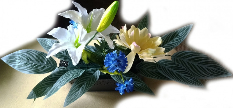 Artificial Flowers-Decorate Your House, Balcony, Gazebo..NEW 0