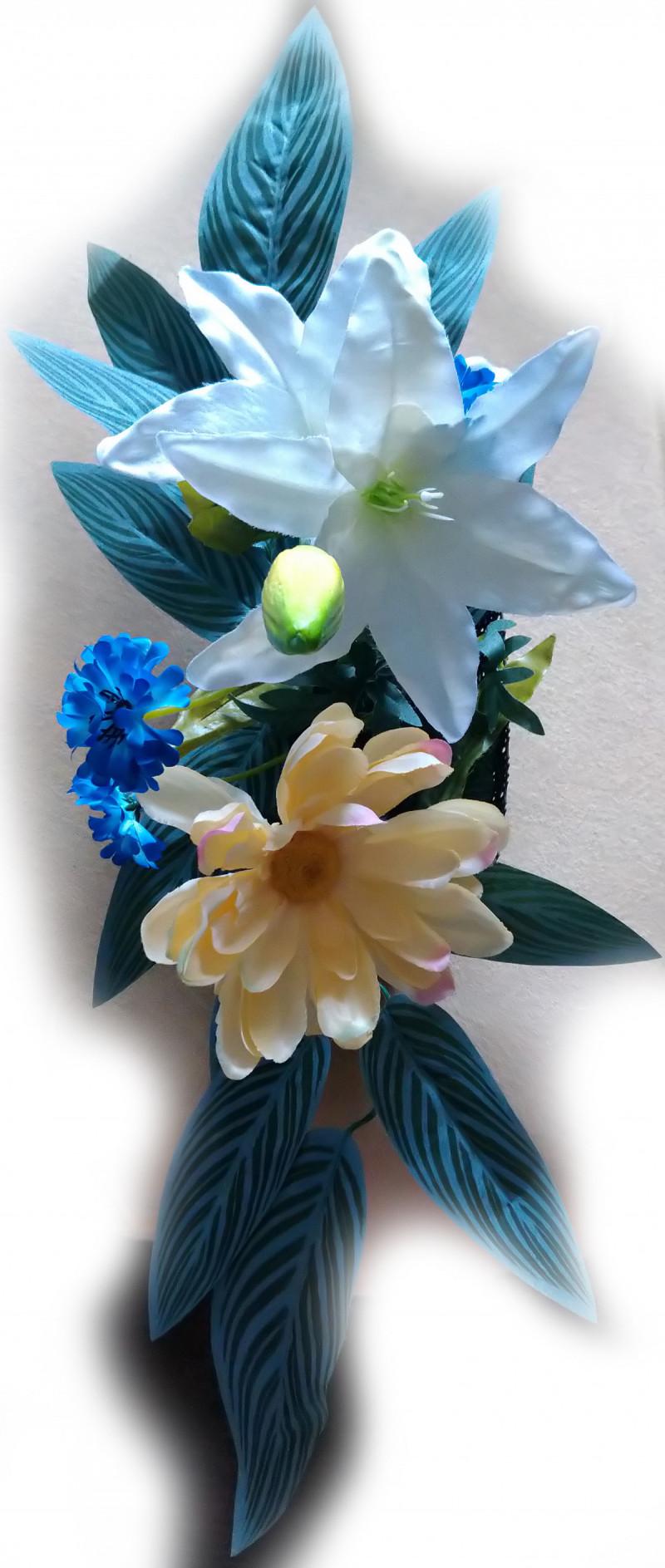 Artificial Flowers-Decorate Your House, Balcony, Gazebo..NEW 1