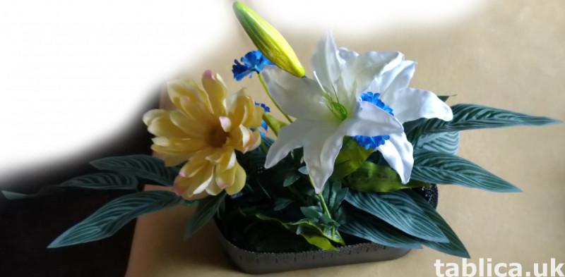 Artificial Flowers-Decorate Your House, Balcony, Gazebo..NEW 2