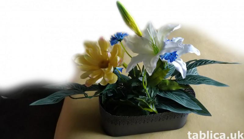 Artificial Flowers-Decorate Your House, Balcony, Gazebo..NEW 3