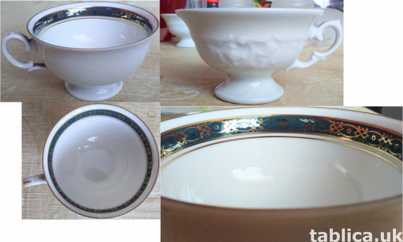 Porcelain For Sale - Quantity: 9 Pieces  1