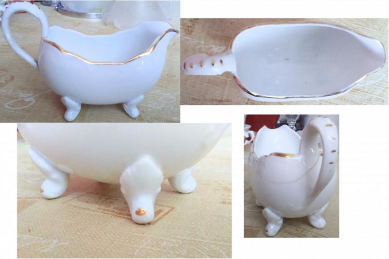 Porcelain For Sale - Quantity: 9 Pieces  5