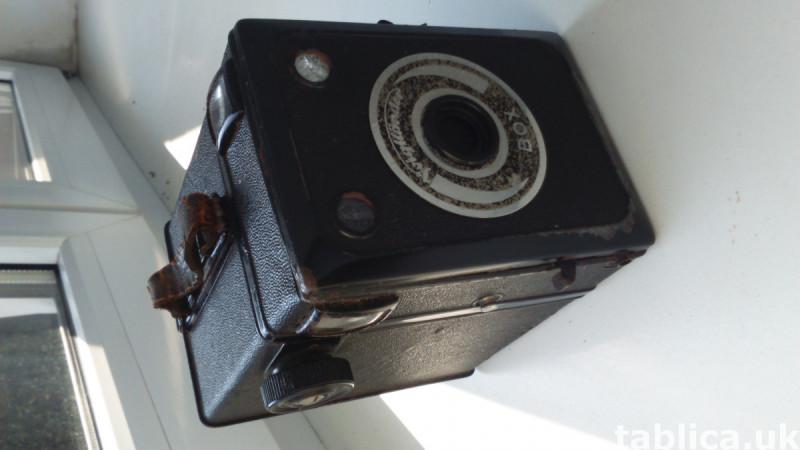 Antique Voigtlander BOX Camera from 1939 10