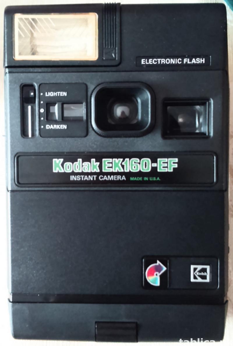 Kodak Eastman Camera, EK160-EF, USA - WORKS !!!  0