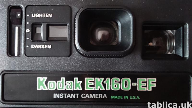 Kodak Eastman Camera, EK160-EF, USA - WORKS !!!  4