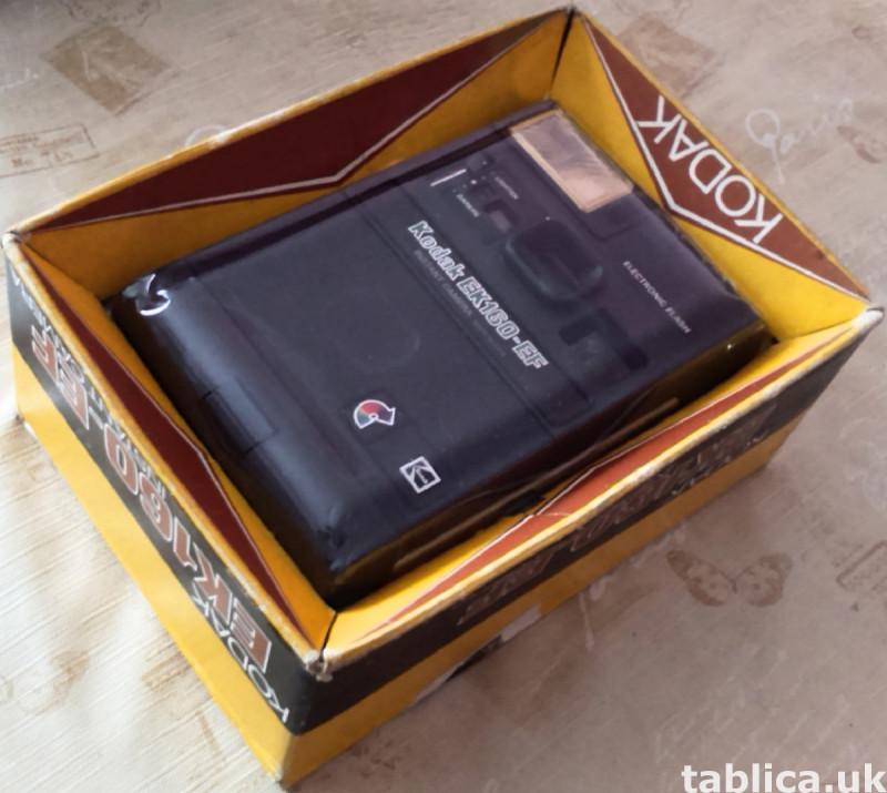 Kodak Eastman Camera, EK160-EF, USA - WORKS !!!  8