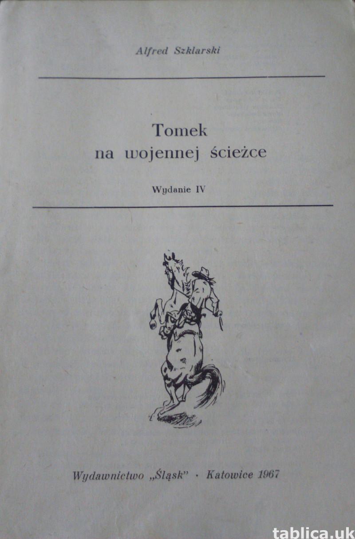 Tomek on the Military Path -A. Szklarski-with an Autograph ! 5