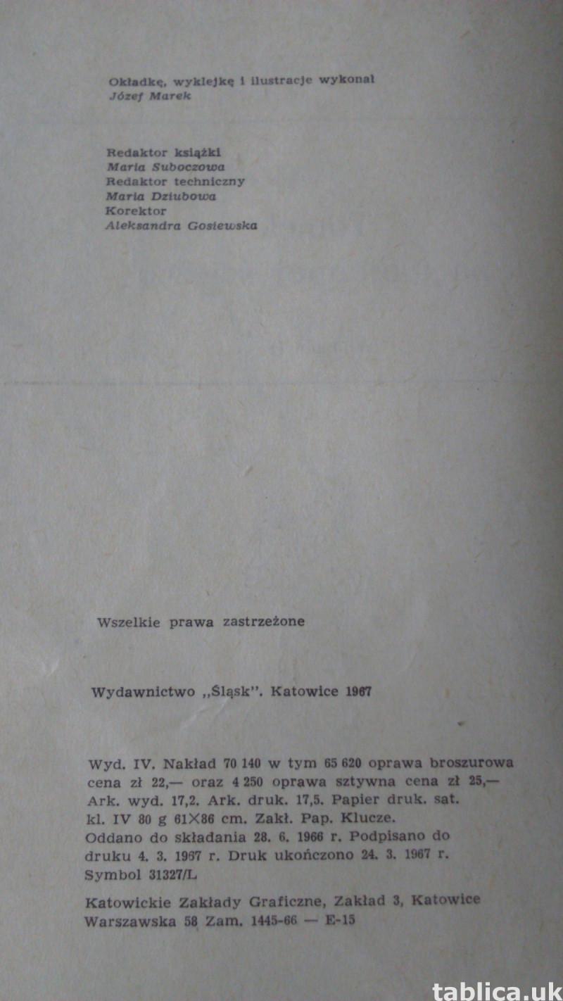Tomek on the Military Path -A. Szklarski-with an Autograph ! 6