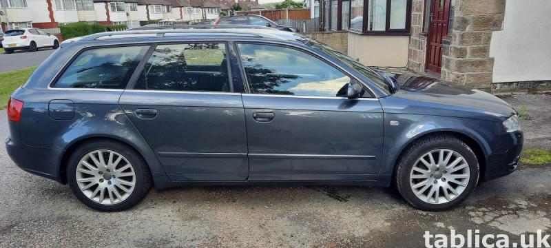 Audi A4 2.0TDI 2