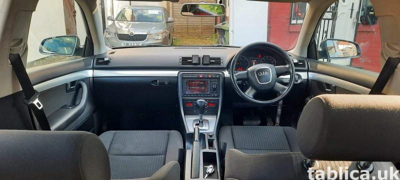 Audi A4 2.0TDI 10