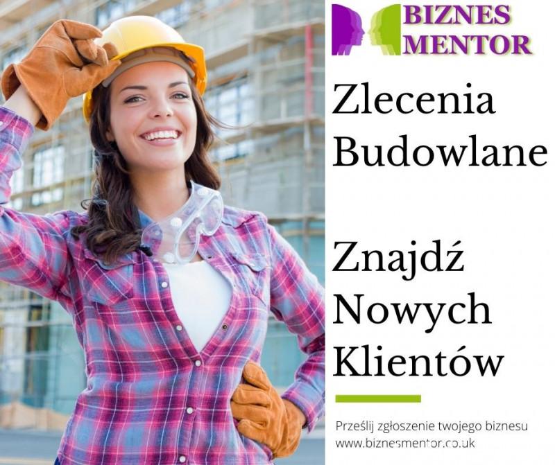 Znajdź Nowych klientów Łatwy Start w Budowlance 0