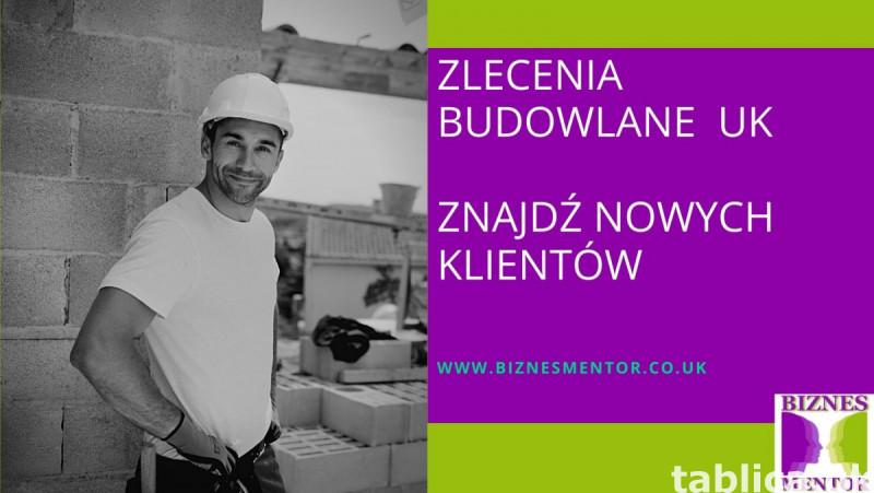 Znajdź Nowych klientów Łatwy Start w Budowlance 1